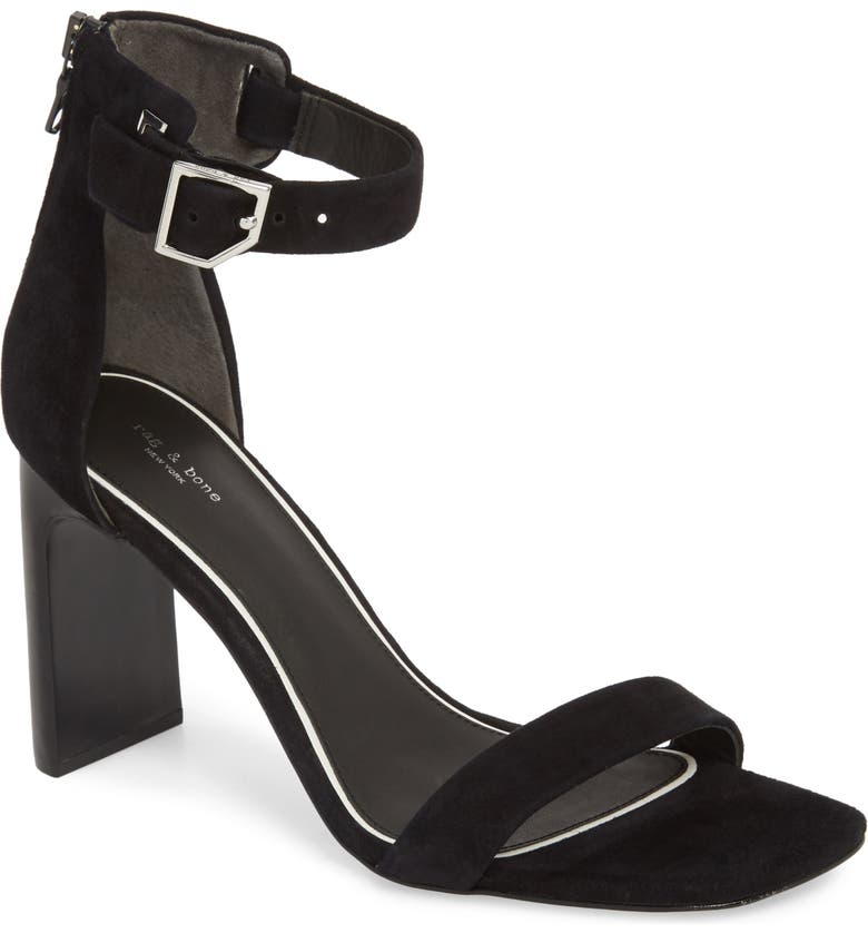 RAG & BONE Ellis Ankle Strap Sandal, Main, color, 008