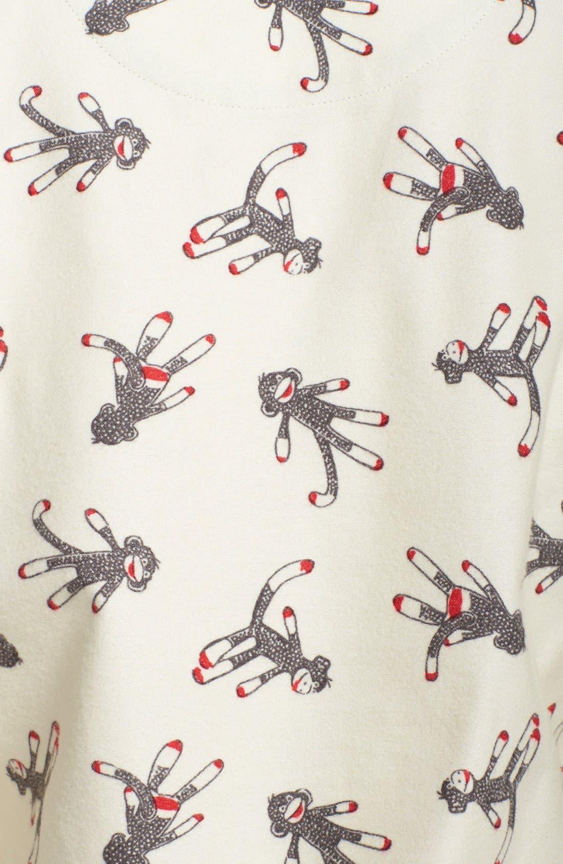 ,                             Flannel Pajamas,                             Alternate thumbnail 112, color,                             902