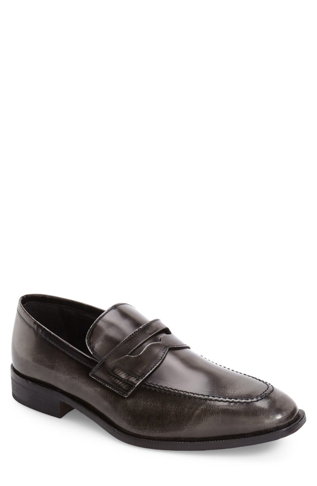 ,                             Suit Coat Penny Loafer,                             Main thumbnail 6, color,                             253