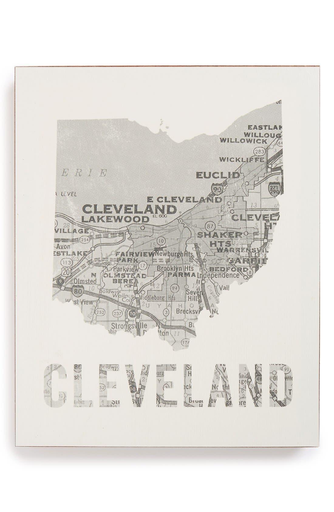 ,                             City Map Wall Art,                             Main thumbnail 11, color,                             030