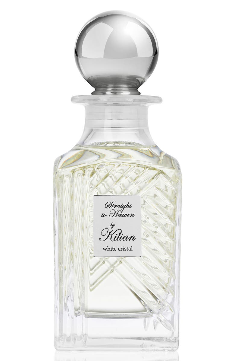 KILIAN LOeuvre Noire - Straight to Heaven, white cristal Mini Fragrance Carafe, Main, color, NO COLOR