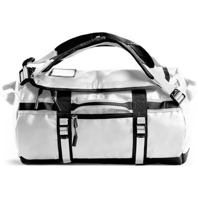 The North Face Base Camp Extra Small Duffle Bag - White