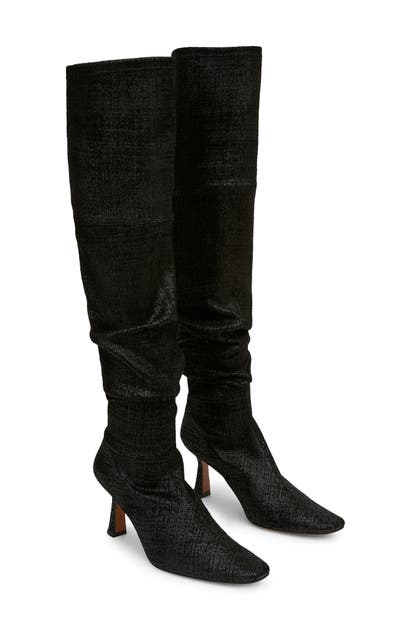 Lafayette 148 PIA OVER THE KNEE BOOT