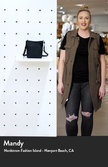 Adelina Small Pebbled Leather Tote, sales video thumbnail