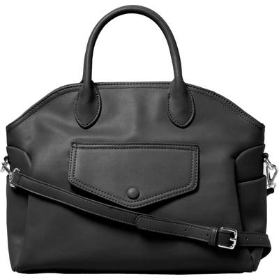 Urban Originals Dangerous Love Vegan Leather Satchel - Black