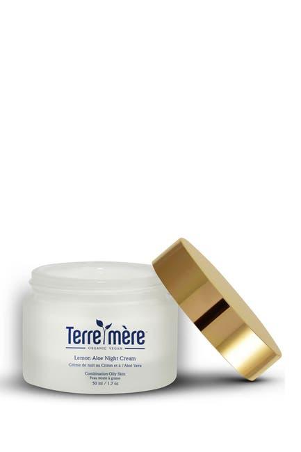 Image of Terre Mere Lemon Aloe Night Cream for Combination-Oily Skin