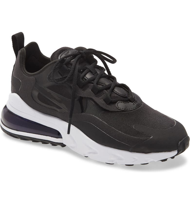 NIKE Air Max 270 React Sneaker, Main, color, 005