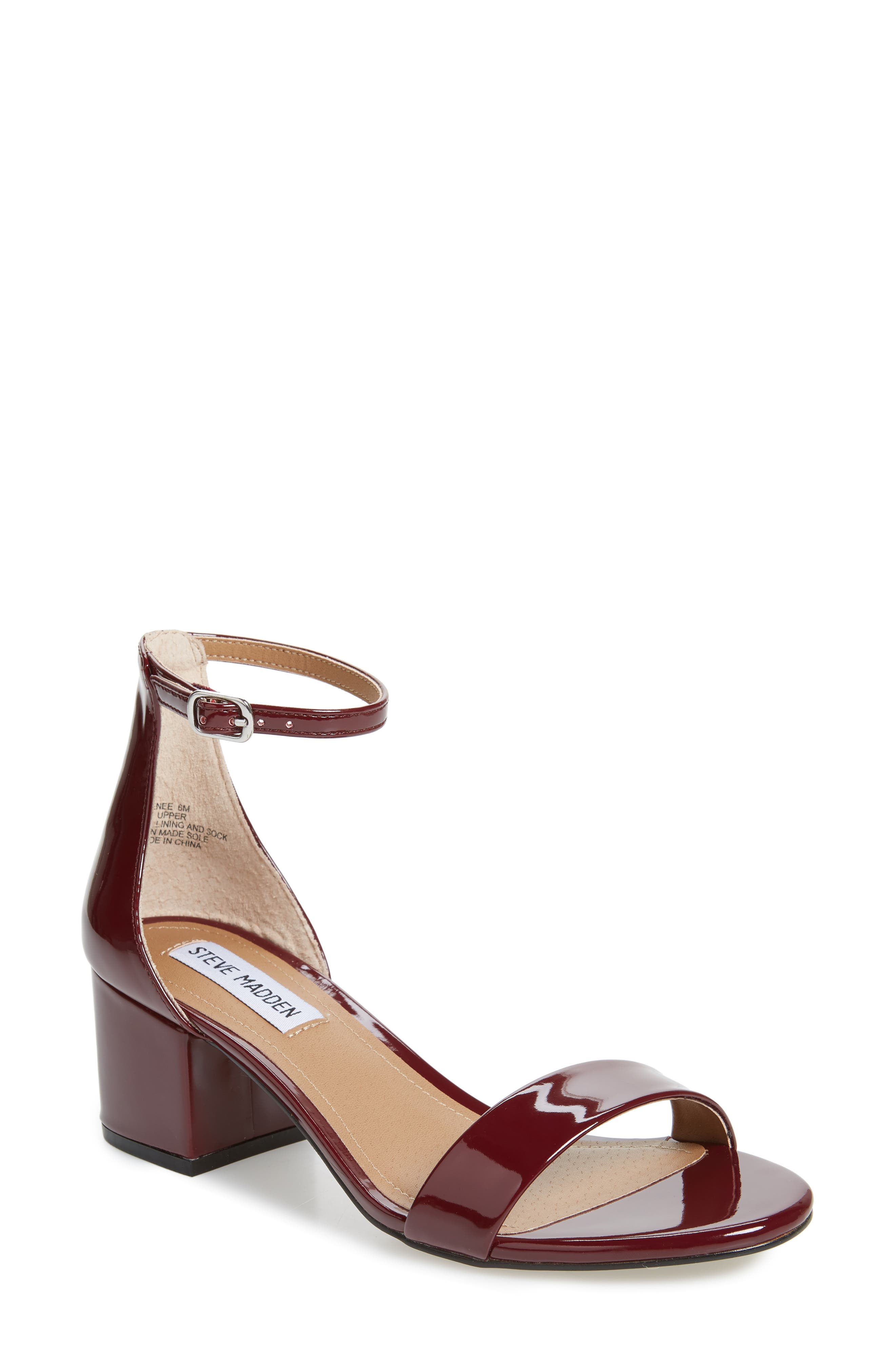 ,                             Irenee Ankle Strap Sandal,                             Main thumbnail 127, color,                             930