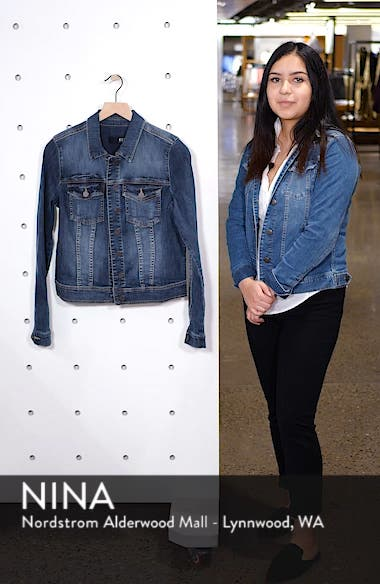 Helena Denim Jacket, sales video thumbnail