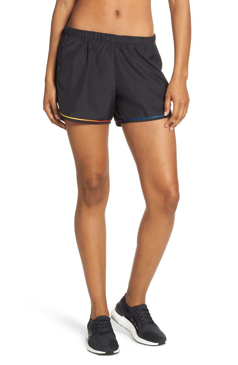 ADIDAS Marathon 20 Pride Shorts, Main, color, 001