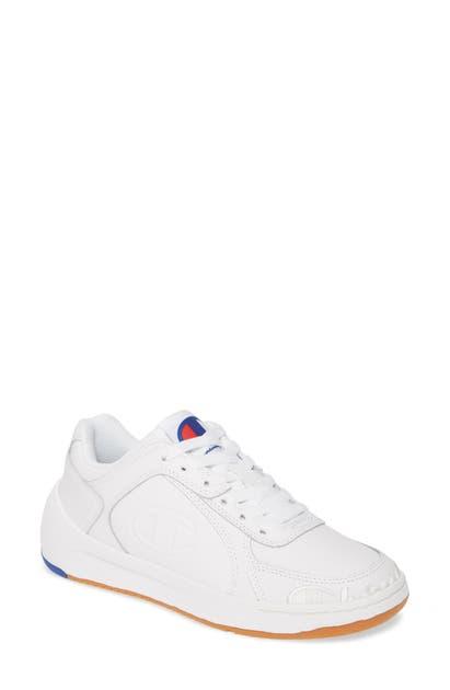 Champion Super C Court Low Mono Sneaker In White