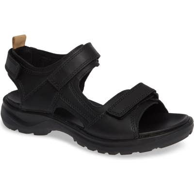 Ecco Premium Offroad Sandal, Black