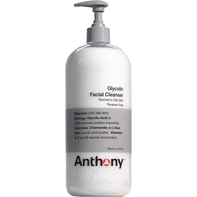 Anthony(TM) Jumbo Glycolic Facial Cleanser