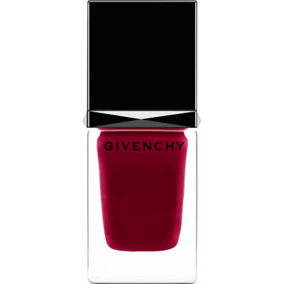 Givenchy Le Vernis Nail Polish - 8 Grenate Initie