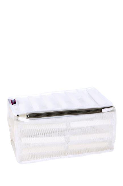 Image of Kennedy International Inc. White Sanitized Padded Wash Bag