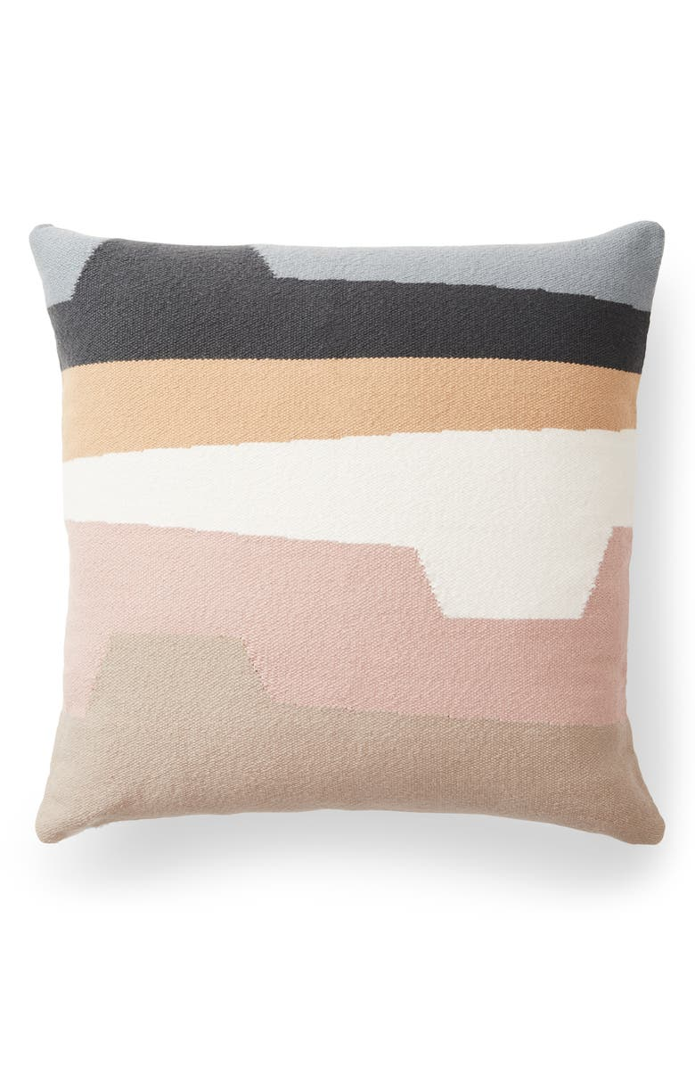 MINNA Canyon Accent Pillow, Main, color, 100