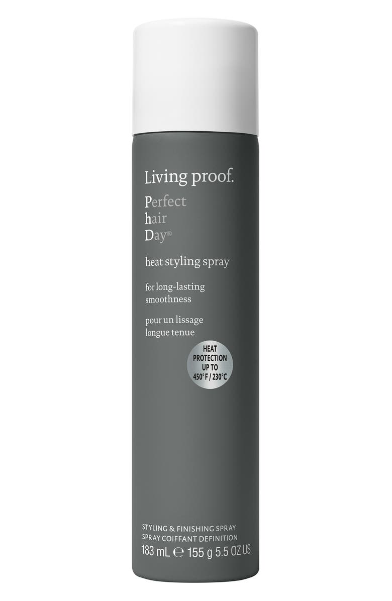 LIVING PROOF<SUP>®</SUP> Perfect hair Day<sup>™</sup> Heat Styling Spray, Main, color, NO COLOR