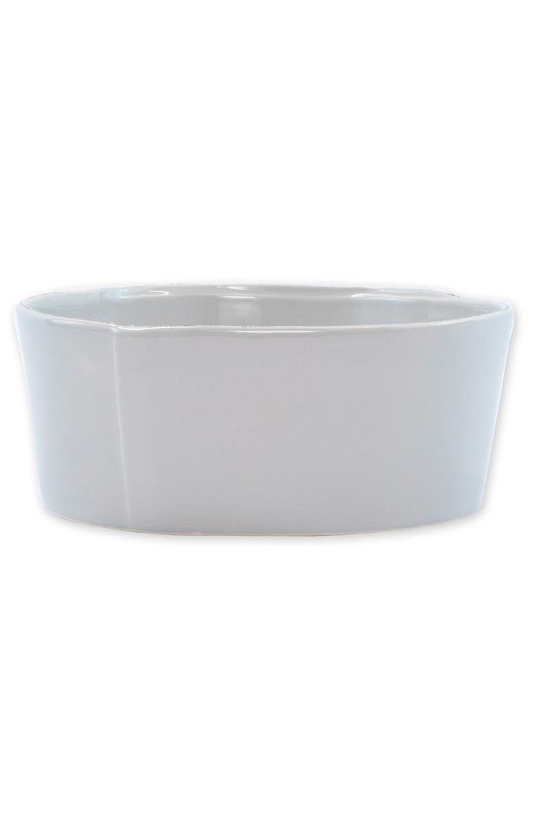 VIETRI Lastra Medium Stoneware Serving Bowl