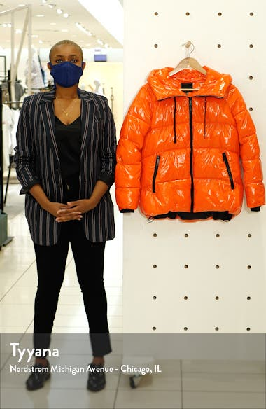 Water Repellent Puffer Jacket, sales video thumbnail