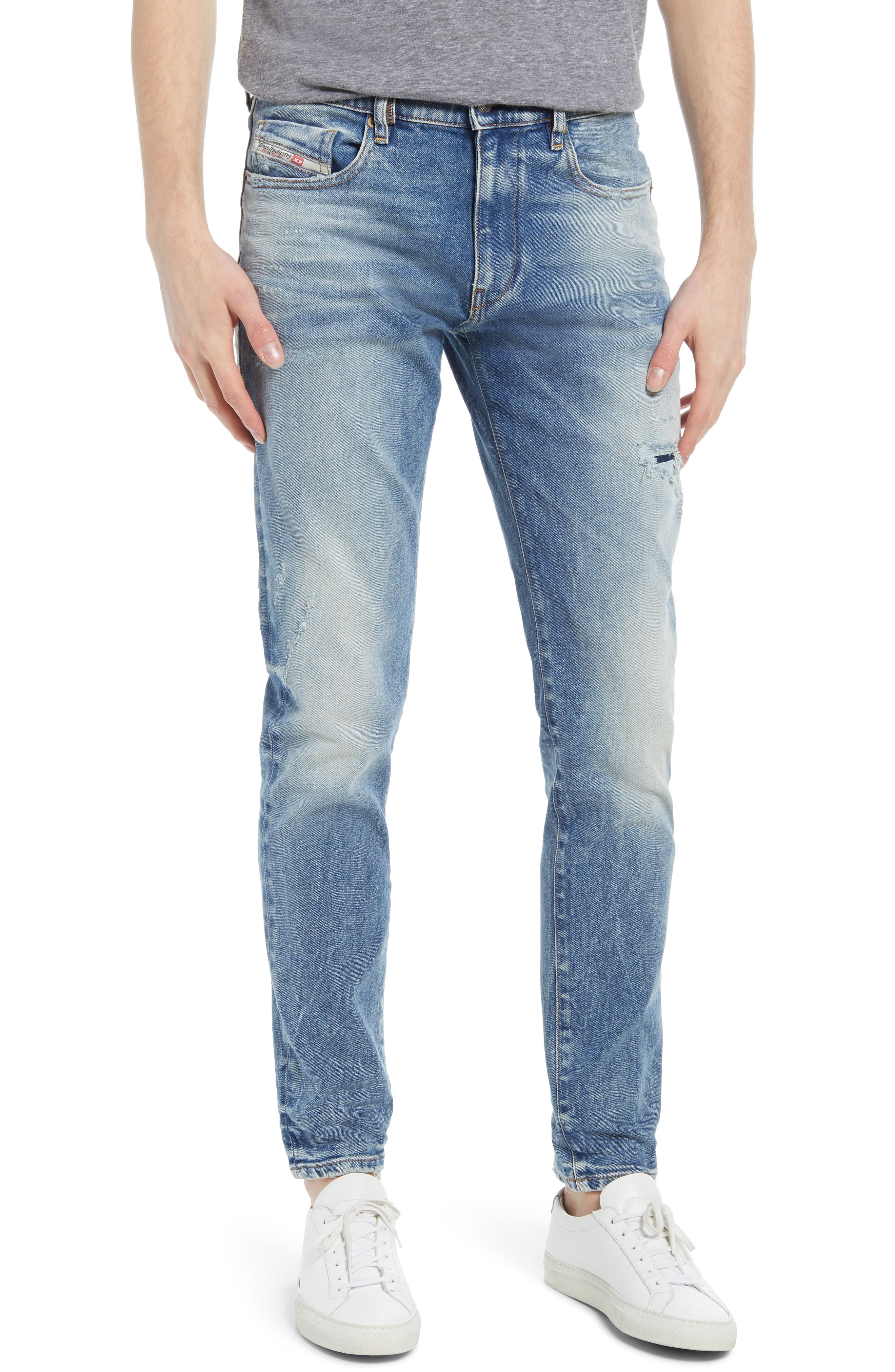 Men's Diesel D-Strukt Slim Fit Jeans