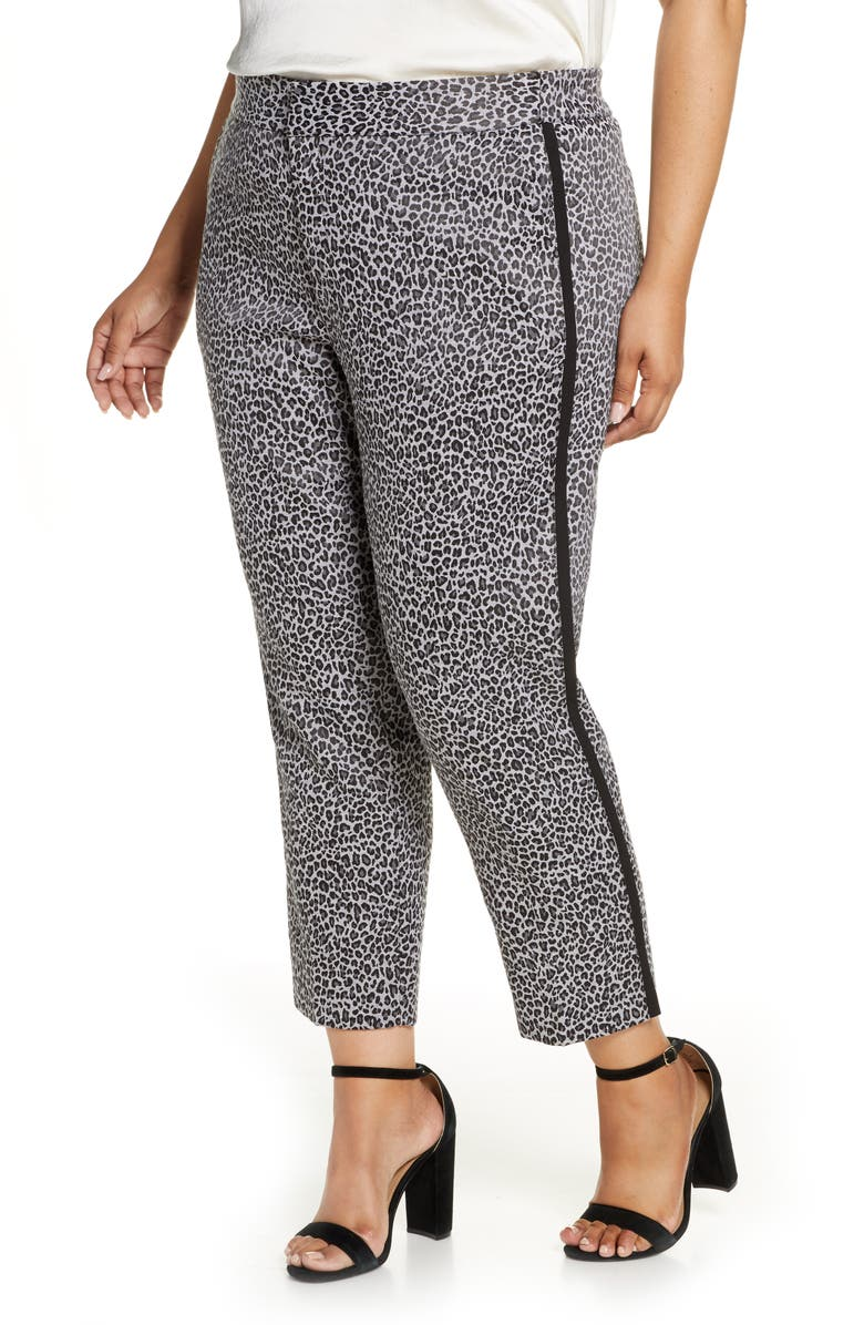 RACHEL RACHEL ROY Agatha Pants, Main, color, GREY COMBO