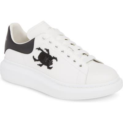Alexander Mcqueen Oversize Runner Sneaker, White