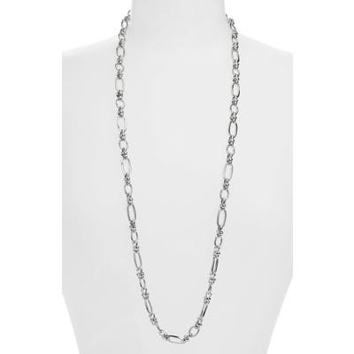Halogen Luxe Long Chain Necklace