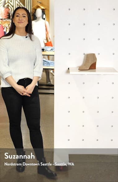 Kaleb Wedge Bootie, sales video thumbnail