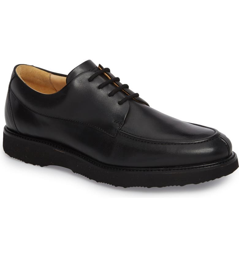 SAMUEL HUBBARD City Legend Derby, Main, color, BLACK LEATHER