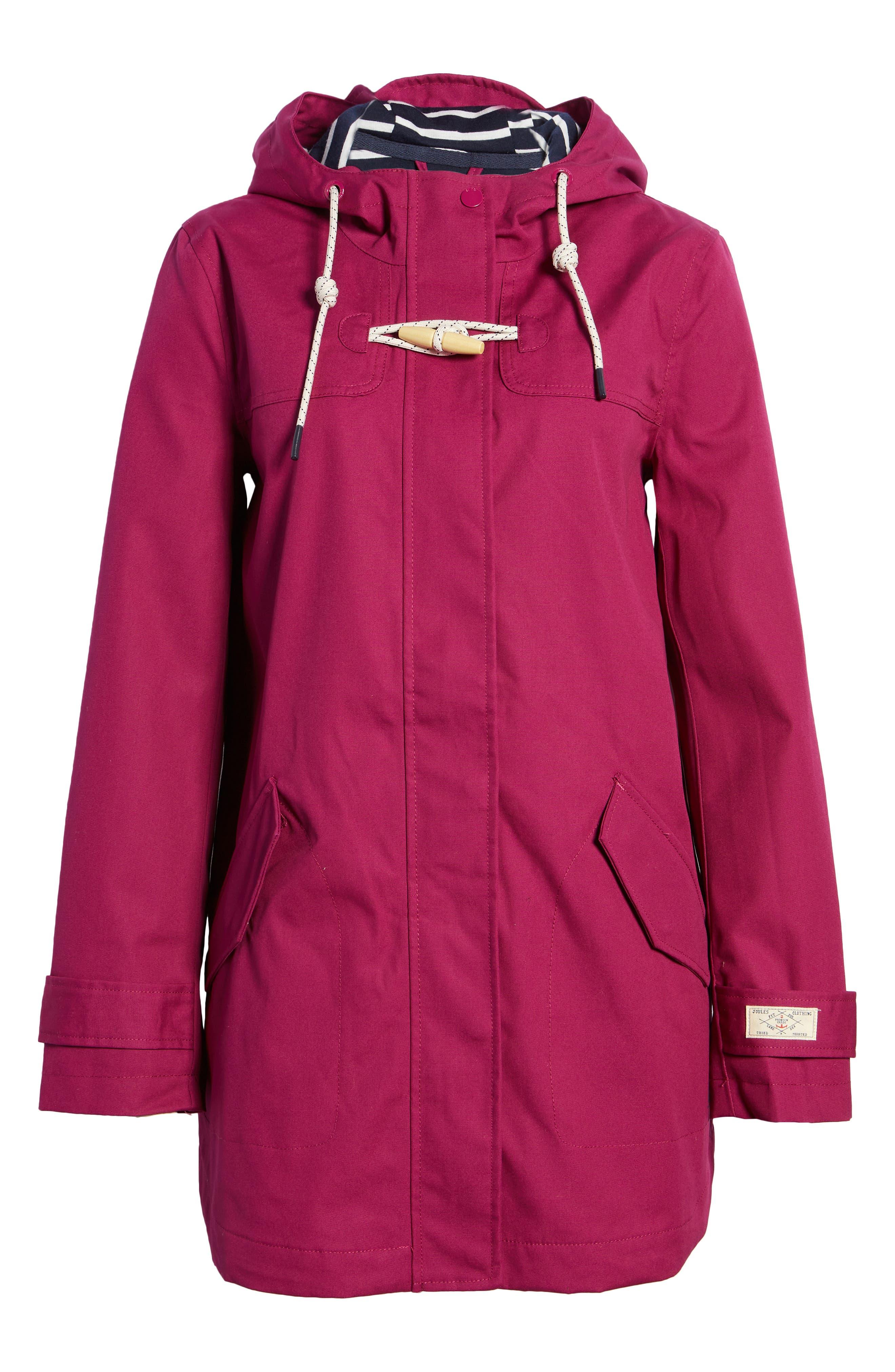 Women's Coast Waterproof Hooded Raincoat