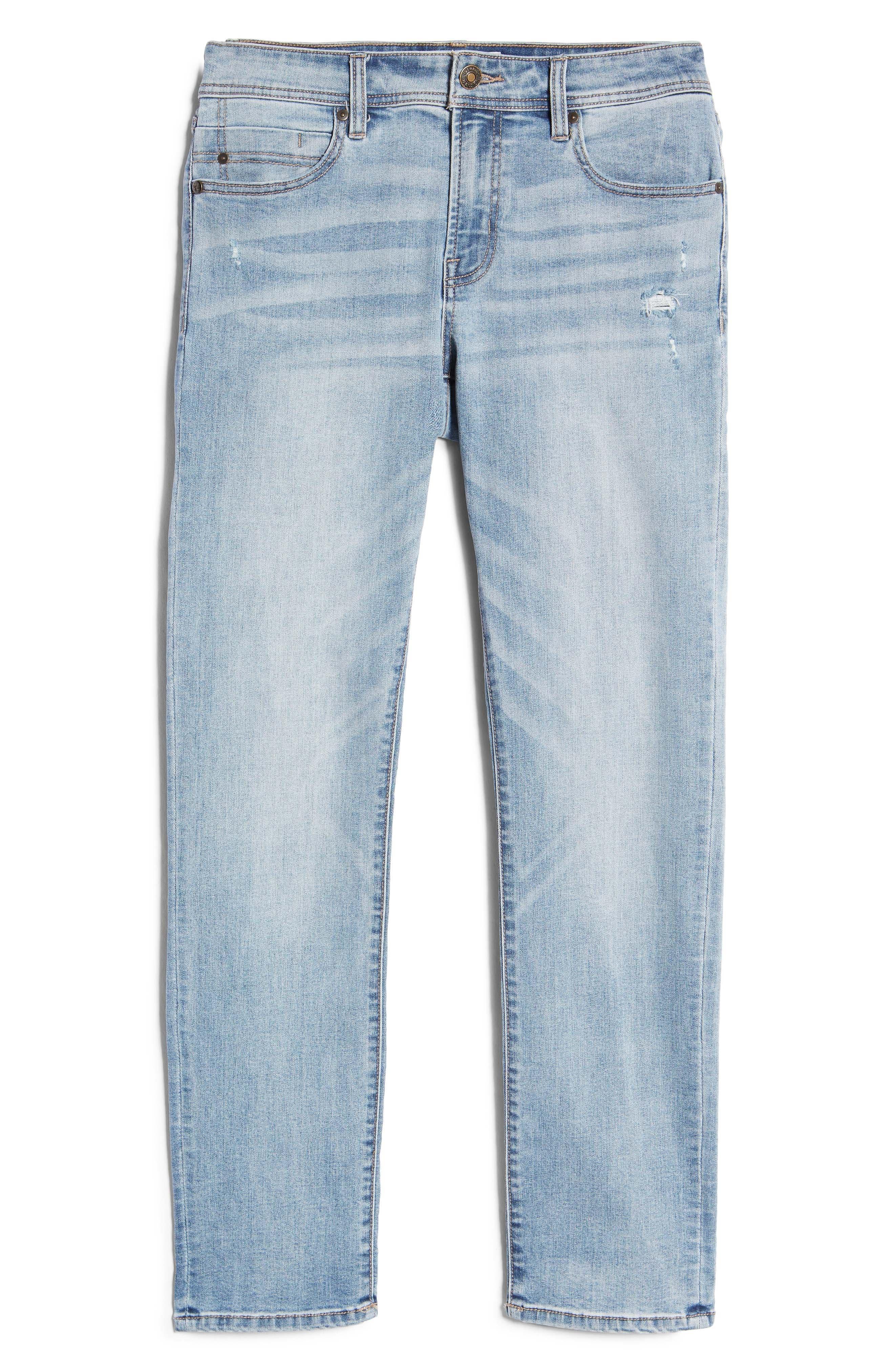 Men's Kingston Modern Straight Leg Jeans