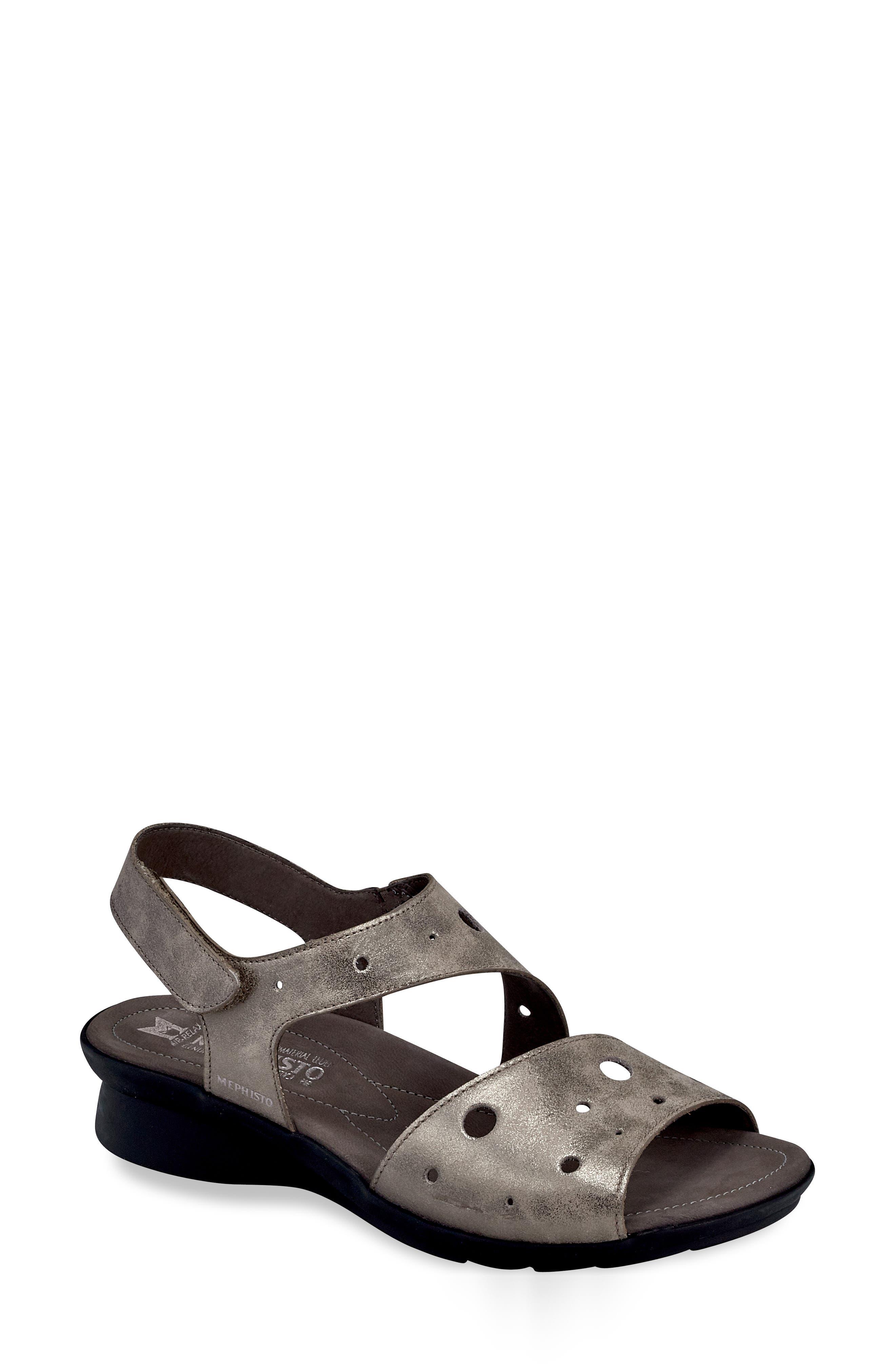 Phiby Wedge Sandal