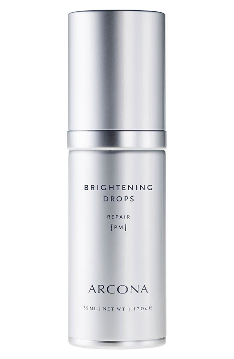 ARCONA Brightening Drops Clarifying Serum, Main, color, NO COLOR