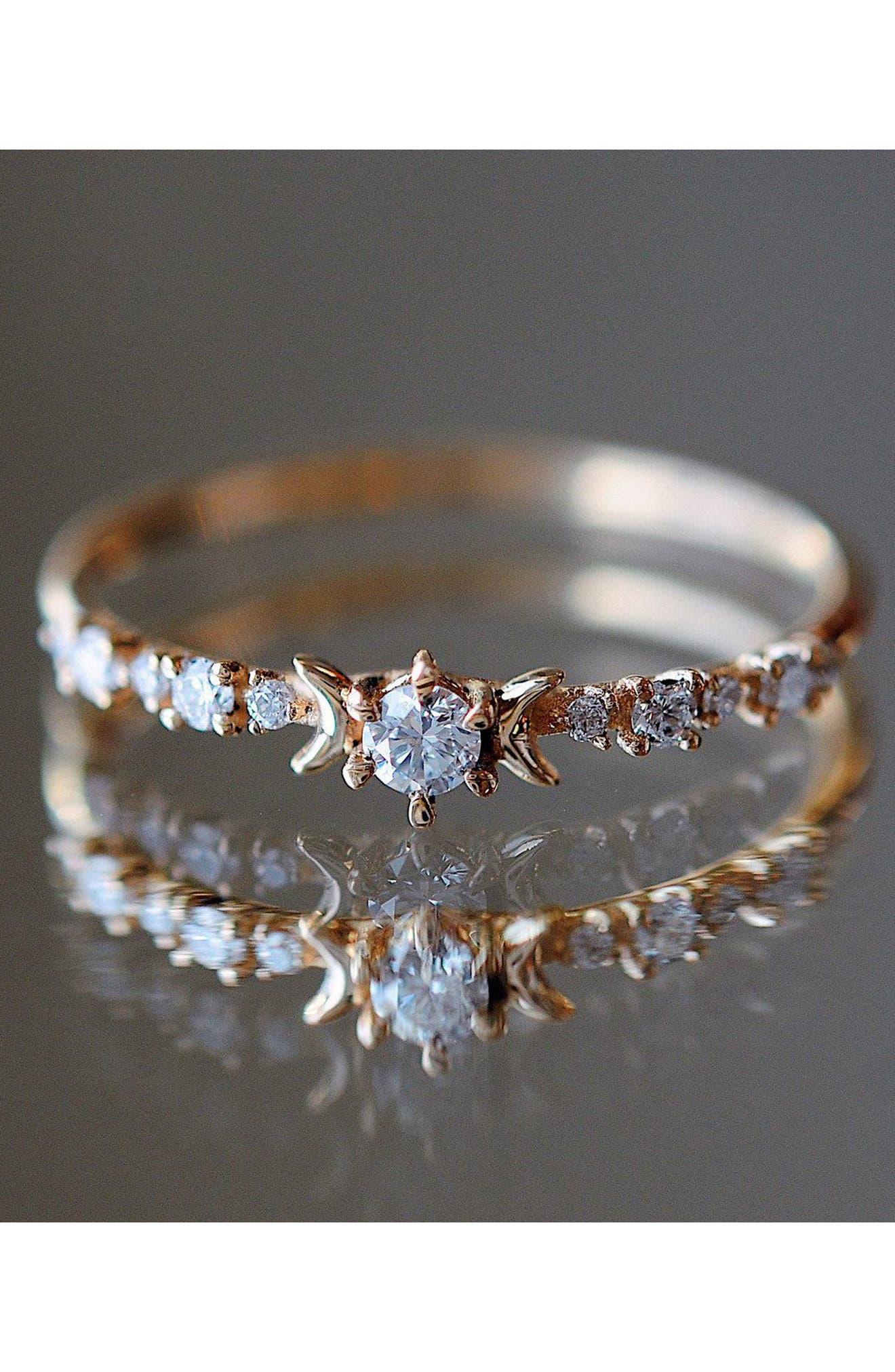 ,                             Stardust Diamond Ring,                             Alternate thumbnail 3, color,                             710