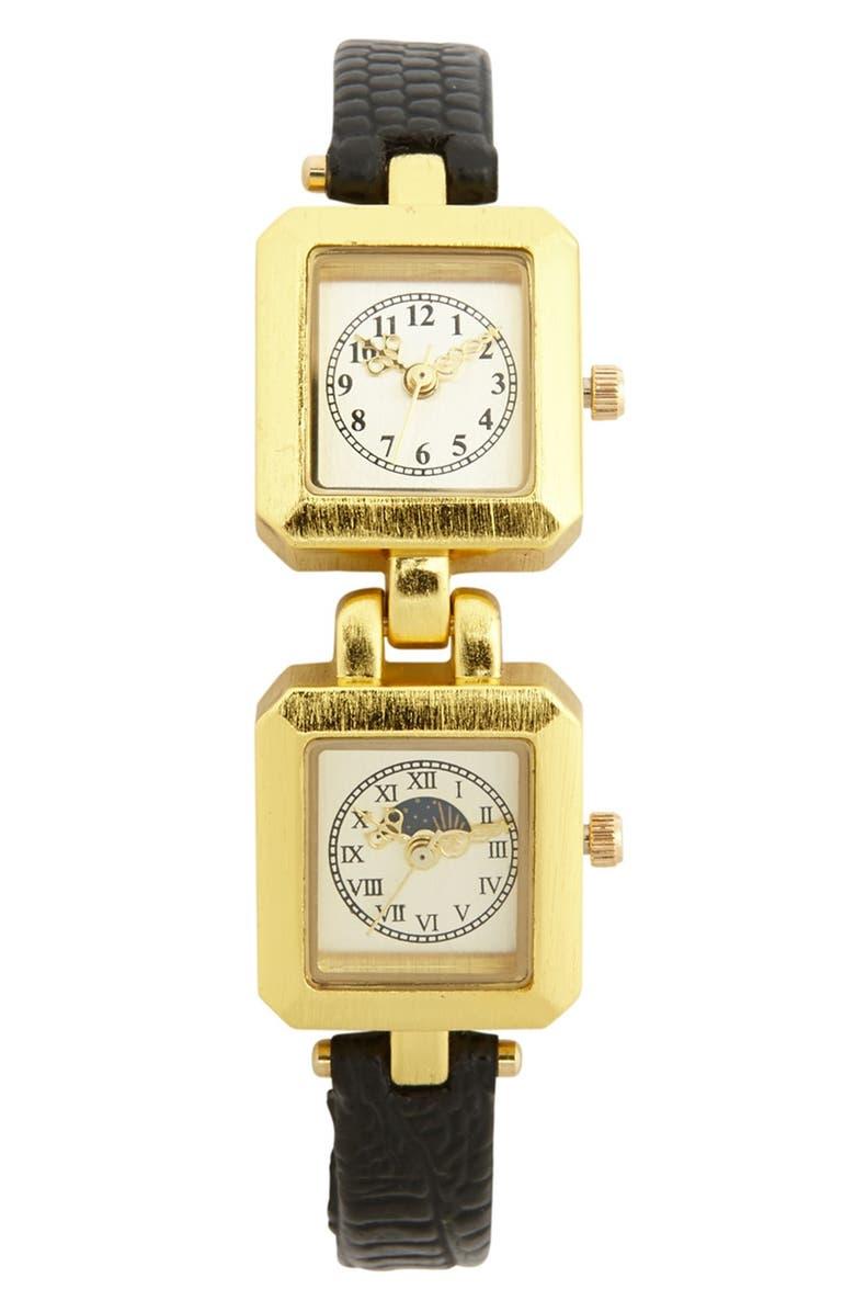 BP. Dual Face Watch, Main, color, 001