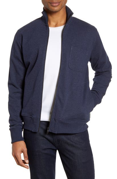 Oliver Spencer  ORGANIC COTTON TRACK JACKET