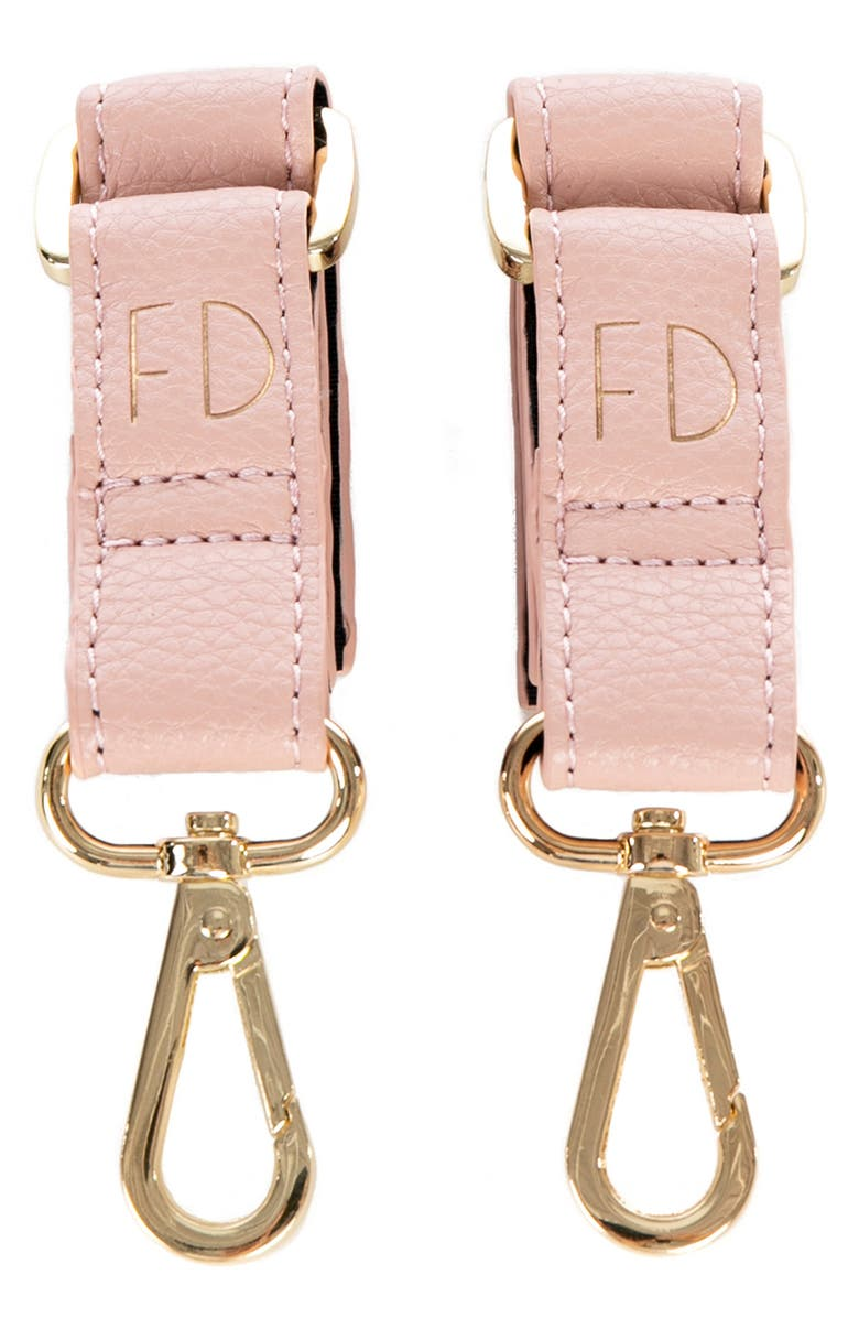 FAWN DESIGN The Stroller Hooks, Main, color, BLUSH