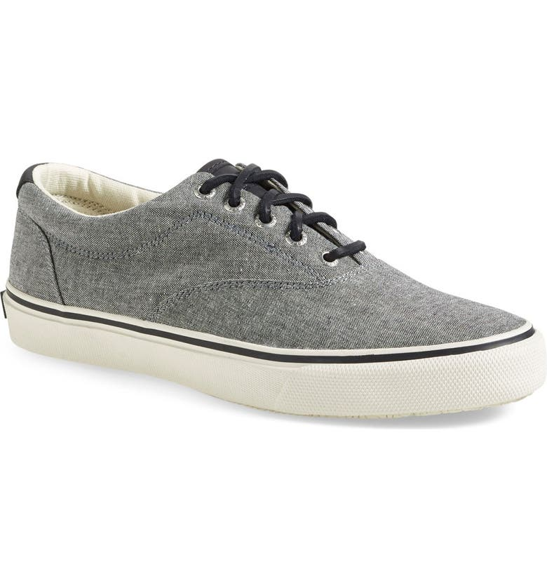 SPERRY 'Striper' Sneaker, Main, color, 001
