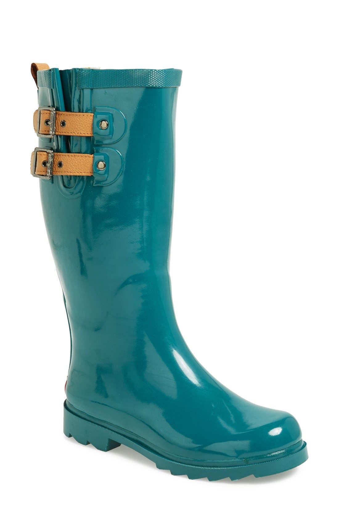 ,                             'Top Solid' Rain Boot,                             Main thumbnail 83, color,                             443