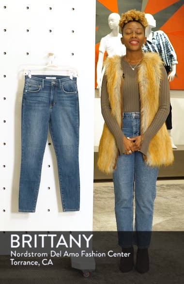 Stiletto Crop Skinny Jeans, sales video thumbnail