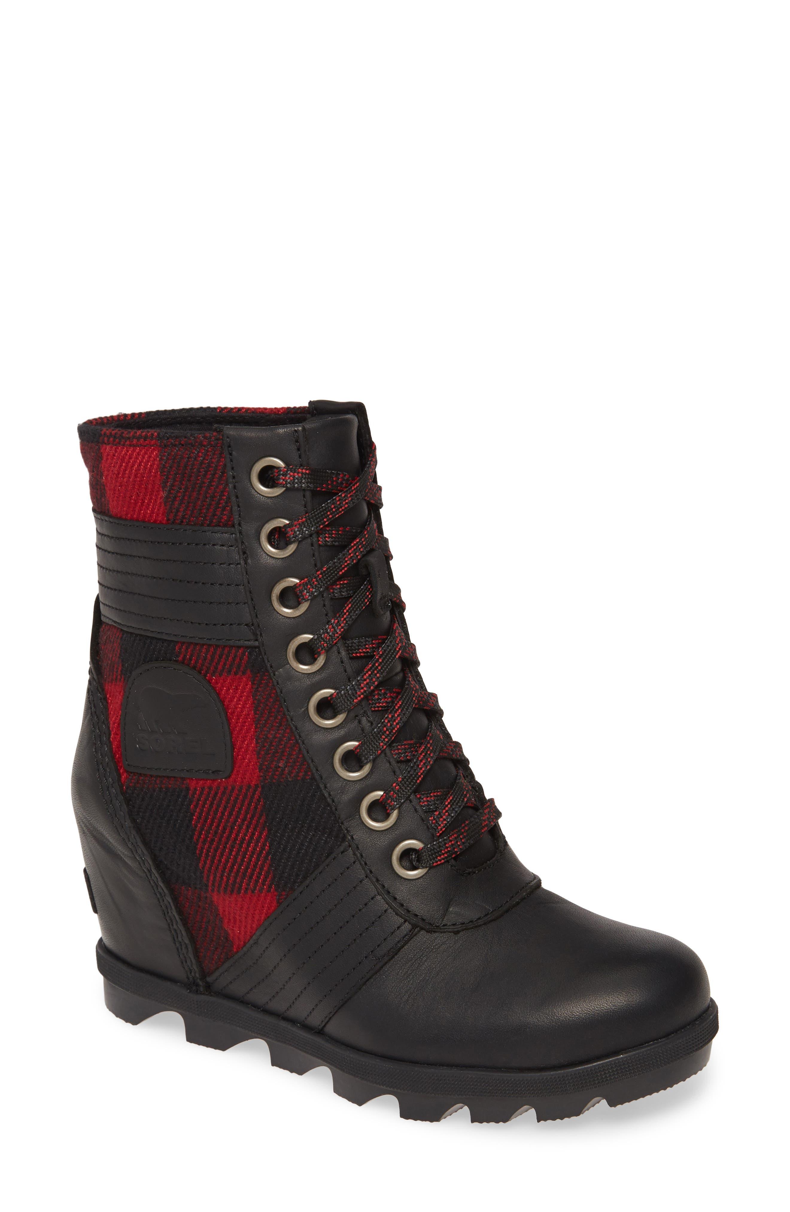 SOREL Lexie Wedge Boot (Women) | Nordstrom