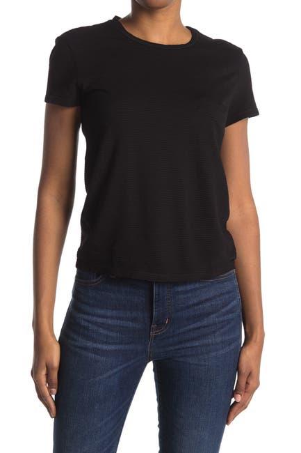 Image of Stateside Shadows Stripe Short Sleeve Jersey