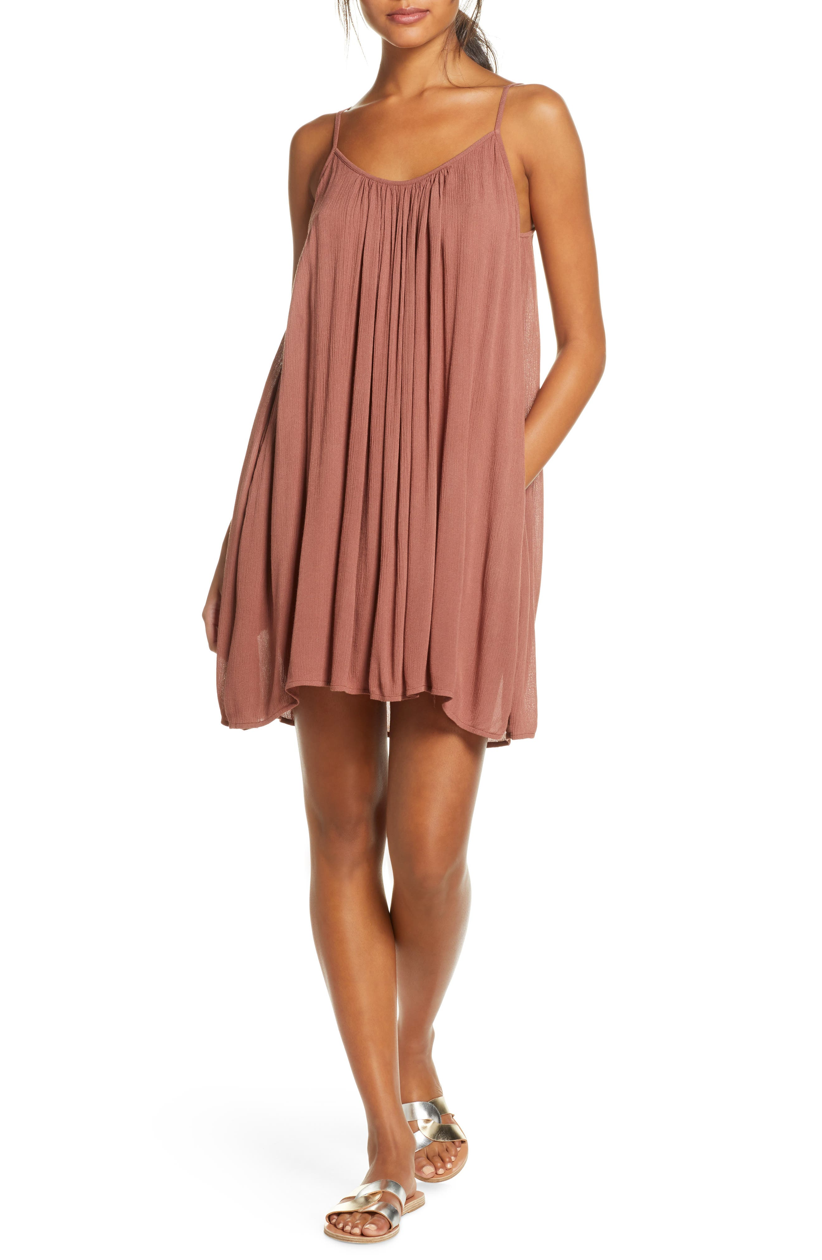 Elan Cover-Up Slipdress (Nordstrom Exclusive)