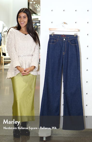 7 For All Mankind Modern Dojo Wide Leg Jeans, sales video thumbnail