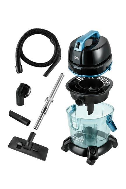 Image of Kalorik Blue Pure Air - Water Filtration Vacuum Cleaner