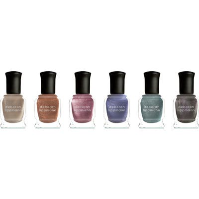 Deborah Lippmann Liquid Metal Gel Lab Pro Nail Color Set - Liquid Metal Set