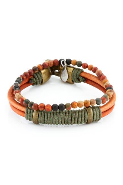 Image of Marz The Red Oak Bracelet Set