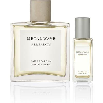 Allsaints Metal Wave Eau De Parfum Set (Nordstrom Exclusive) ($94 Value)