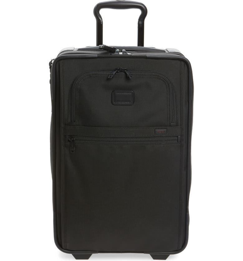 TUMI Alpha 2 22-Inch International Carry-On, Main, color, 007