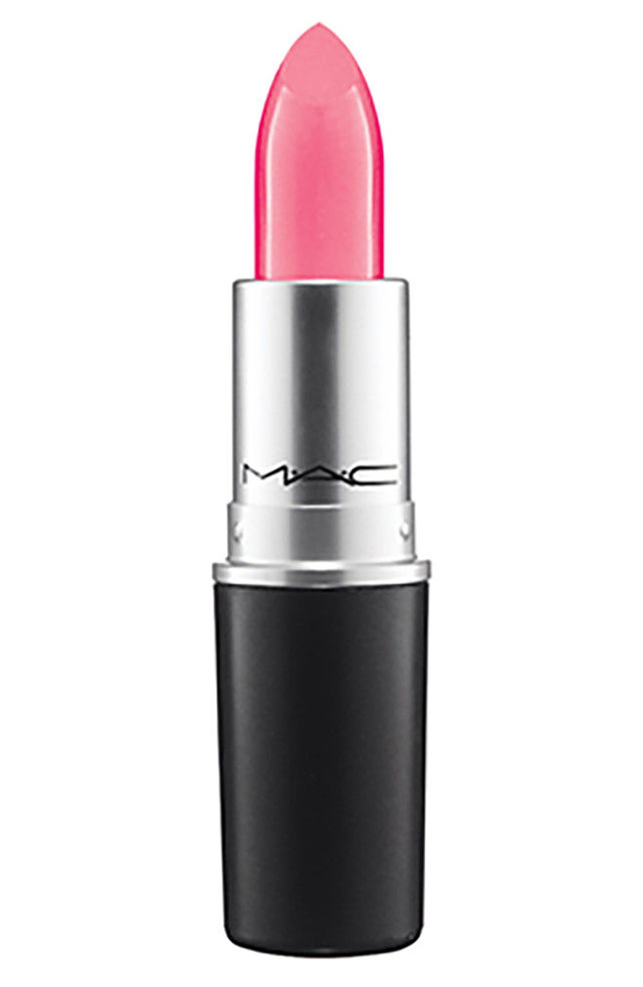 ,                             MAC Strip Down Nude Lipstick,                             Main thumbnail 74, color,                             095